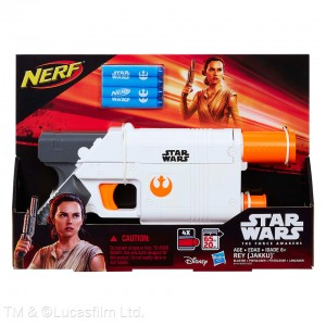 Star Wars: The Force Awakens Rey Blaster by Hasbro