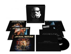 Sony Classical Reissues Star Wars Episodes I-VI In Newly Restored Audio Collections