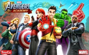 "Super Hero School Is In Session With The Release Of ""MARVEL Avengers Academy"" On The App Store And Google Play"