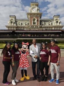 Disney Dreamers Academy Participants 2016