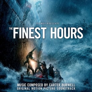 "Walt Disney Records Set To Release ""The Finest Hours"" Original Motion Picture Soundtrack"