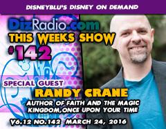 Author Randy Crane