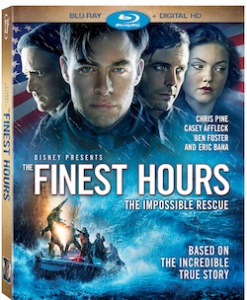 ONE OF THE GREATEST RESCUE STORIES EVER TOLD: The Finest Hours Comes to Blu-Ray and DVD on May 24th!
