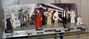 Original Star Wars Action Figures Collector Set