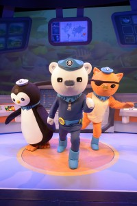 Disney Junior's The Octonauts Dive into First U.S. Theater Tour in 'Octonauts Live'  photo: Dan Tsantilis