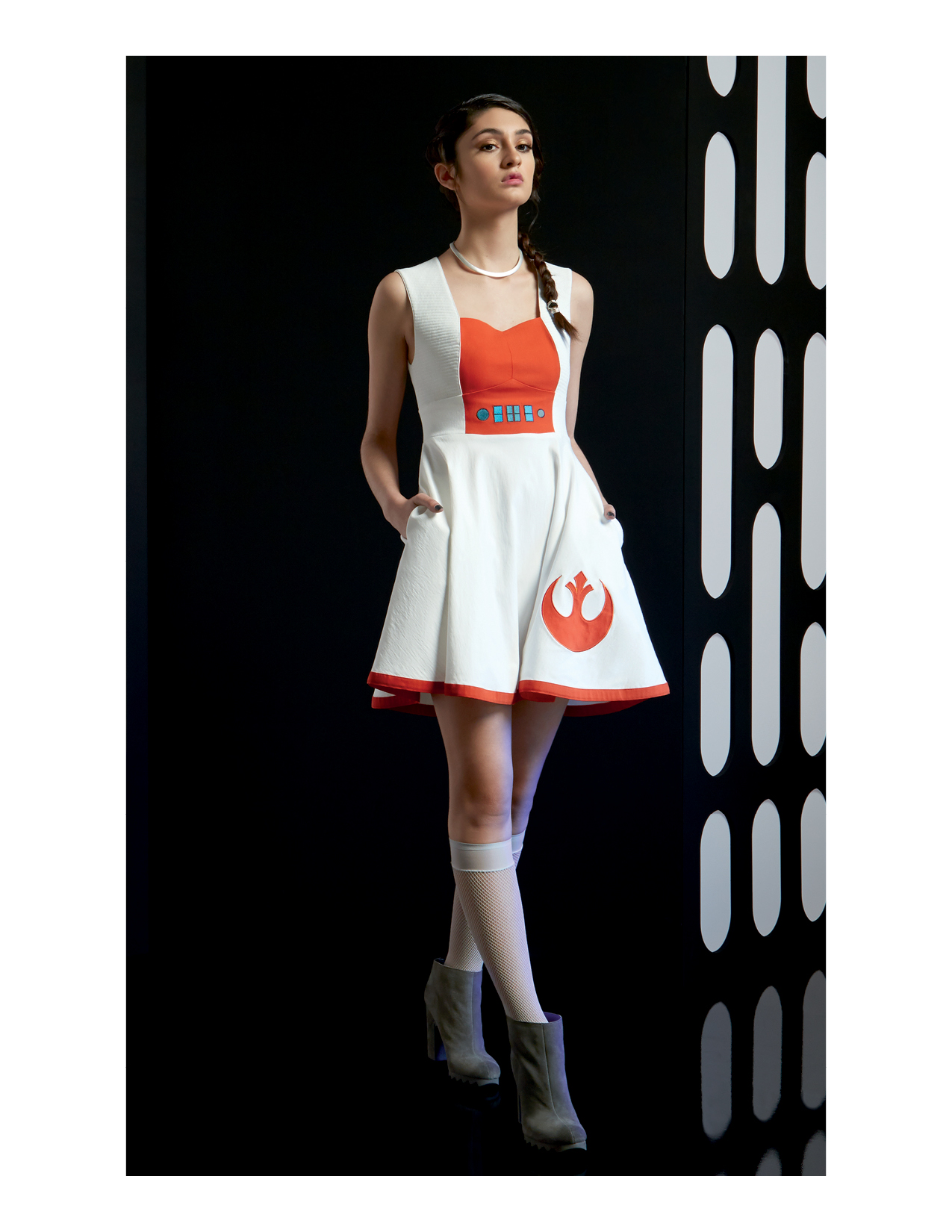 51145b92152 Her Universe and Hot Topic Team Up For Stunning New Star Wars  The ...