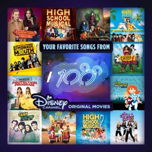 Favorite Songs From Disney Channel Original Movies To Be Released On One Album, Commemorating The 100th Movie, Friday, May 27