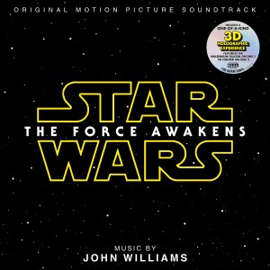 NEW Double Gatefold Vinyl LP for Star Wars: The Force Awakens