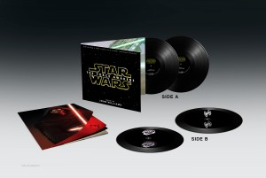 Star Wars: The Force Awakens Original Soundtrack Coming to NEW Double Gatefold Vinyl on June 17!