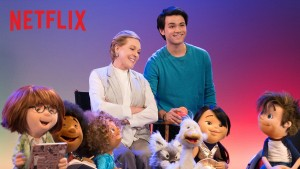 Netflix Announces The Worldwide Debut Of Julie's Greenroom, A New Preschool Series From The Jim Henson Company Celebrating The Performing Arts, Starring And Co-Created By The Legendary Julie Andrews