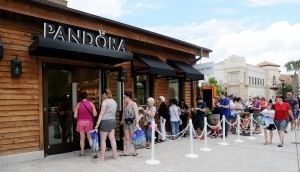 PANDORA Jewelry Opens New Store In Disney Springs at Walt Disney World Resort