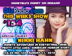Show #154 w/ Special Guest NIKKI HAHN