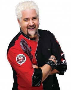 Guy Fieri teams up with Planet Hollywood in Disney Springs for an outstanding Menu