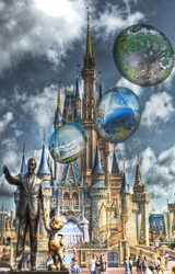 Ryan Crane is a world renowned and award winning photographer well known for having an artistic take on Walt Disney World photographs. The site RyanCranePhotography.com has now been launched!