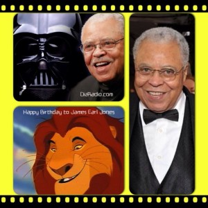 Happy Birthday to James Earl Jones