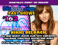 NIKKI DELOACH (The All New Mickey Mouse Club, MTV's Awkward, Hallmark Channel Christmas Movies)