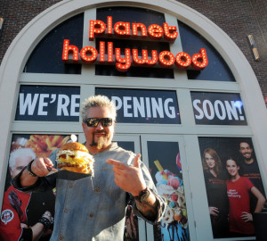 Planet Hollywood's Transformed Orlando Flagship Location Reopened Its Doors