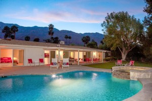 Walt Disney built his Palm Springs vacation home a few years before he died in 1966