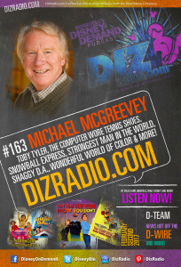 MICHAEL McGREEVEY (Computer Wore Tennis Shoes, Snowball Express, Shaggy D.A., Strongest Man in the World, and more!)