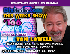 TOM LOWELL (That Darn Cat!, The Gnome Mobile, The Boatniks, Combat)