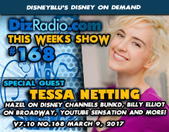 Tessa Netting (Hazel on Disney's Bunk'd)