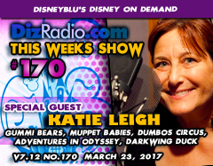 Special Guest: Voice Actor KATIE LEIGH
