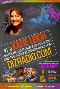 #170 w/ Special Guest KATIE LEIGH (Gummi Bears, Dumbo's Circus, Muppet Babies, Dungeons and Dragons, Darkwing Duck and more!)