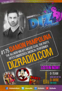 DAMON PAMPOLINA (The All-New Mickey Mouse Club, The Party, MTV's Undressed)