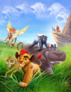 "Miami Children's Museum will launch the first-ever museum traveling exhibit based on Disney Junior's hit series, ""The Lion Guard"""