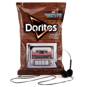 Doritos Rocks Out With 'Guardians of the Galaxy Vol. 2'