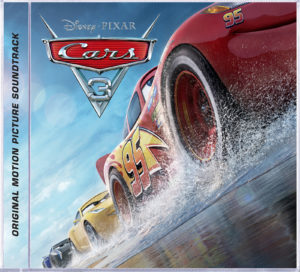 "DISNEY•PIXAR'S ""CARS 3"" Fuels TWO ALL NEW Soundtracks for the Film!"