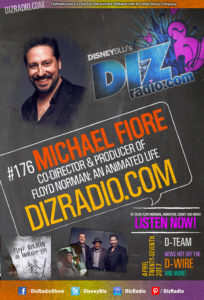 #176 w/ Special Guest MICHAEL FIORE (Co-Director & Producer of Floyd Norman: An Animated Life)