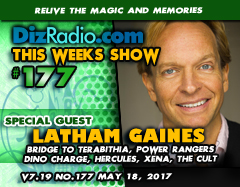Show #177 w/ Guest: Latham Gaines