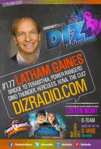 LATHAM GAINES (Bridge to Terabithia, Power Rangers Dino Thunder)
