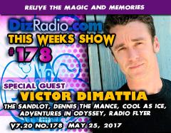 Victor DiMattia (The Sandlot, Dennis the Menace, Adventures in Odyssey)