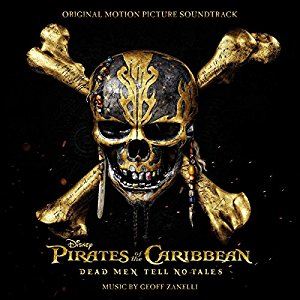 Pirates Of The Caribbean: Dead Men Tell No Tales Original Motion Picture Soundtrack Sets Sail On May 26