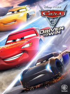 Warner Bros. Interactive Entertainment and Disney Announce the Launch of Cars 3: Driven to Win