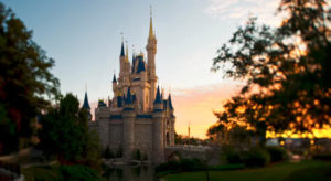 The Magic Kingdom Ranks #3 in Top Parks to Visit