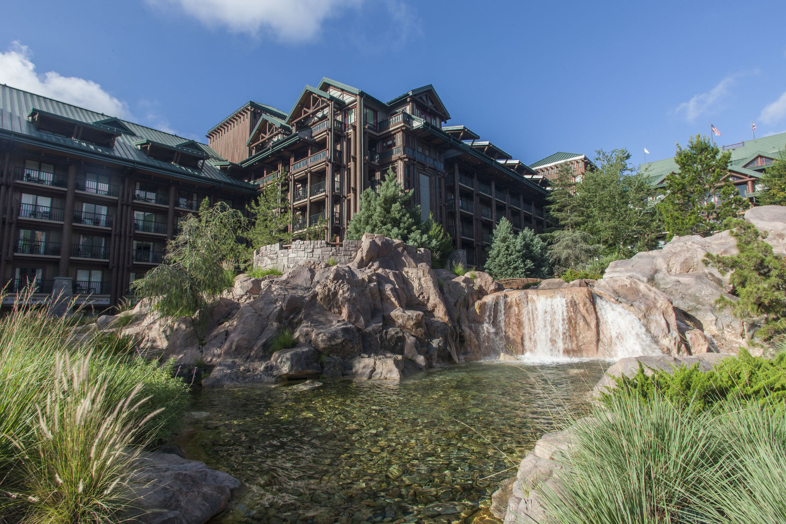 Copper Creek Villas & Cabins at Wilderness Lodge