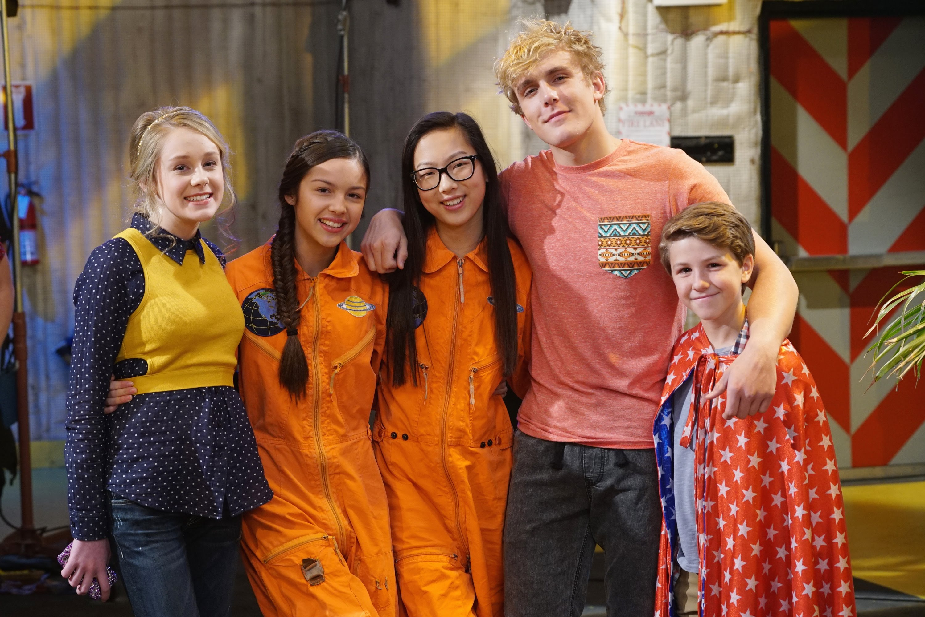Jake Paul and Disney Decide to Part Ways as He Exits Bizaardvark After Two Seasons