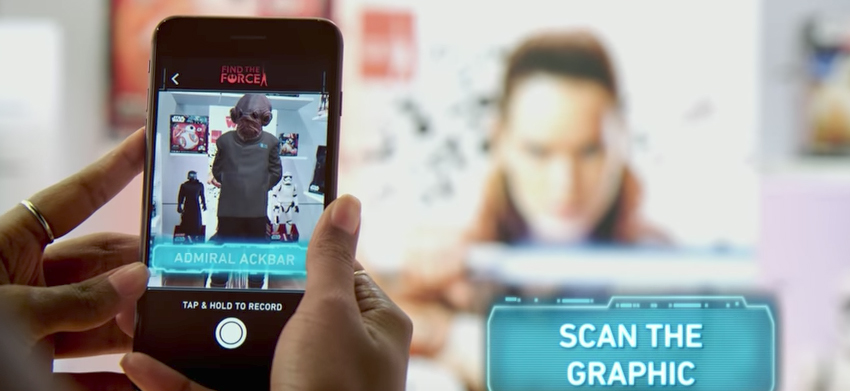 "Star Wars Fans Invited to ""Find the Force"" as Unprecedented Augmented Reality Event Sweeps the Globe for Force Friday II"