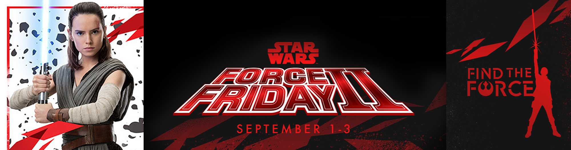 "Toys""R""Us To Unveil New Star Wars Merchandise At Midnight Events Around The World On September 1"