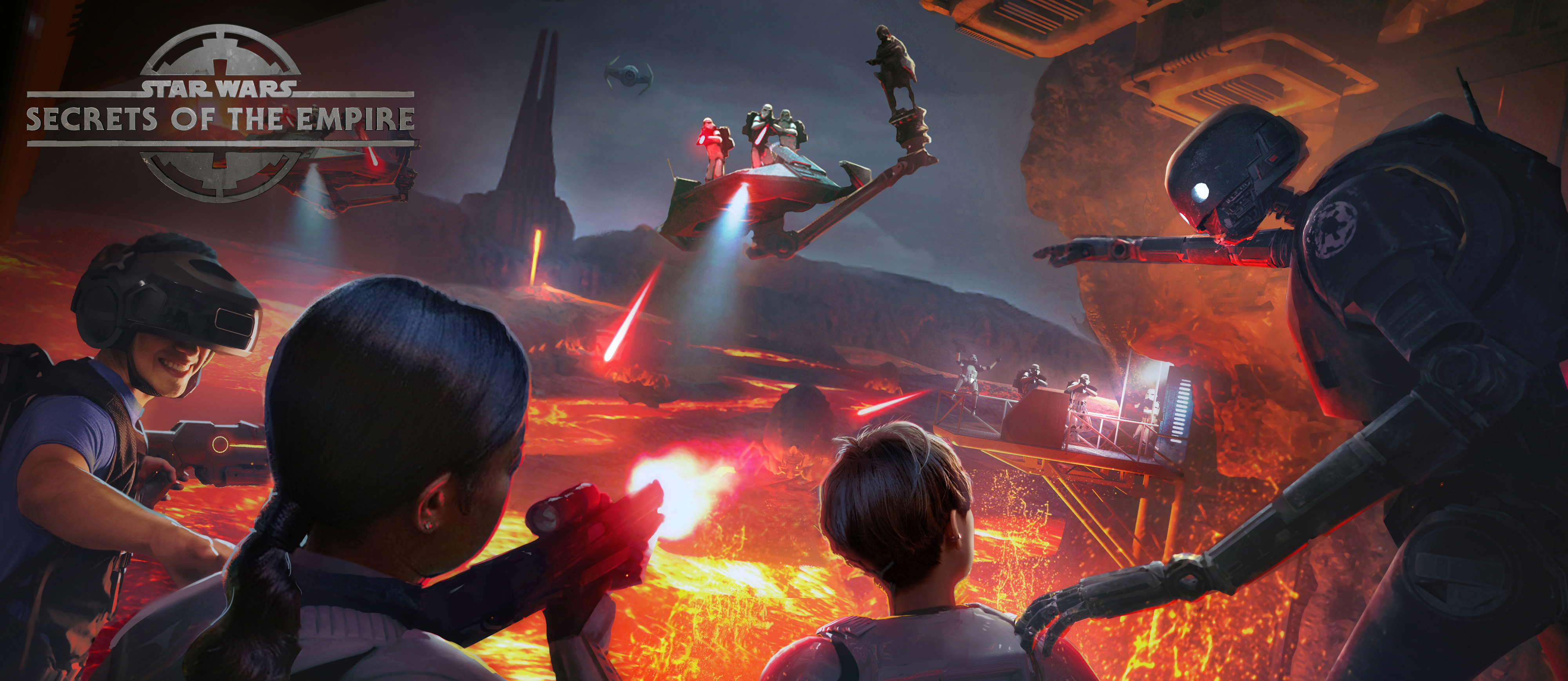 Lucasfilm, ILMxLAB and The VOID Announce New Hyper-Reality Experience, Star Wars: Secrets of the Empire