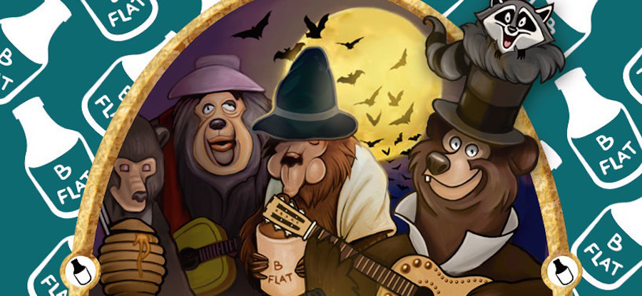 Sorcerers of the Magic Kingdom Gets Ready for the Five Bear Rugs as 'Country Bears' Card Comes to Mickey's Not-So-Scary Halloween Party