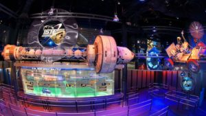 Mission: Space Set to Re-Launch This Weekend