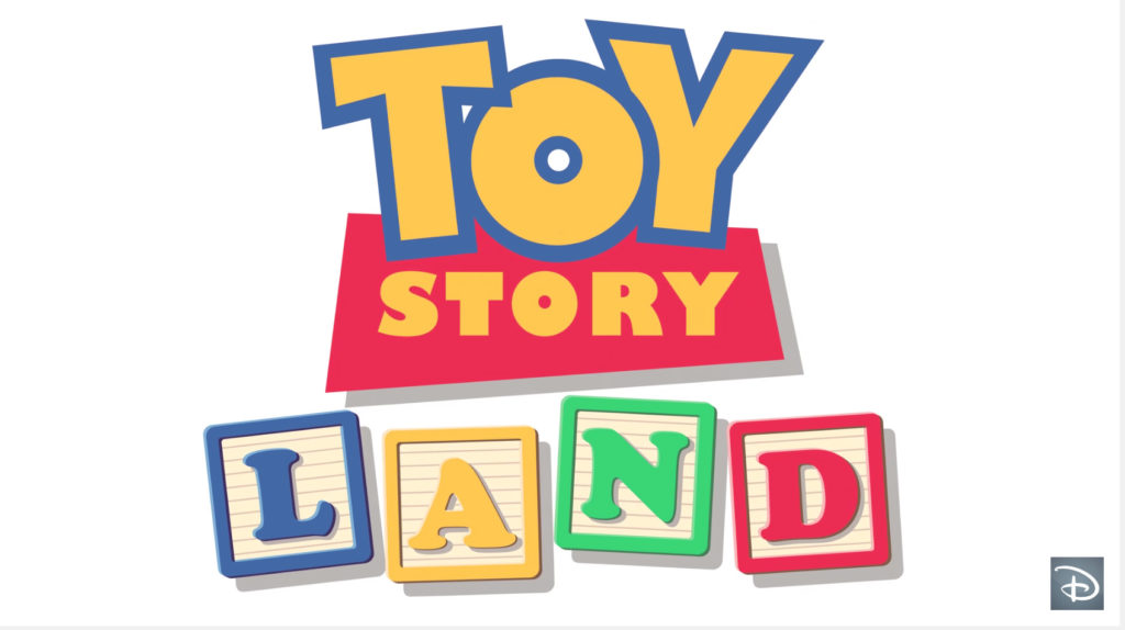 Disney's Hollywood Studios Toy Story Land