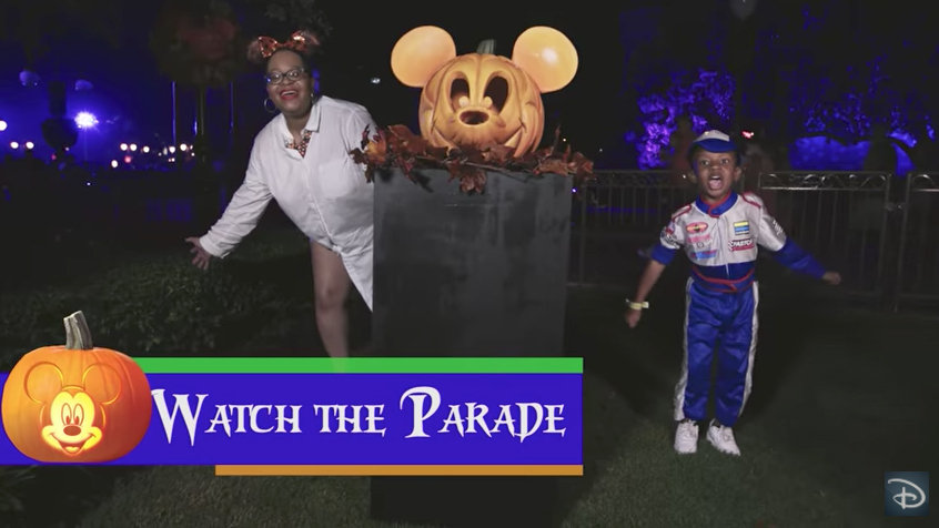 #DisneyKids Gets You in the Halloween Mood with Happy Haunts Video from Disney Parks