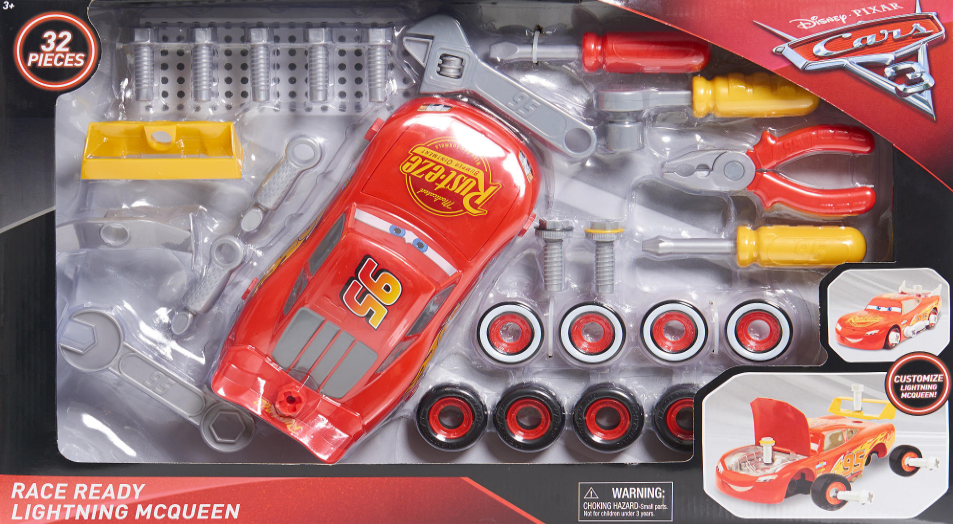 Cars 3 Lightning Mcqueen Tool Kit And Doc Mcstuffins In The Top 15