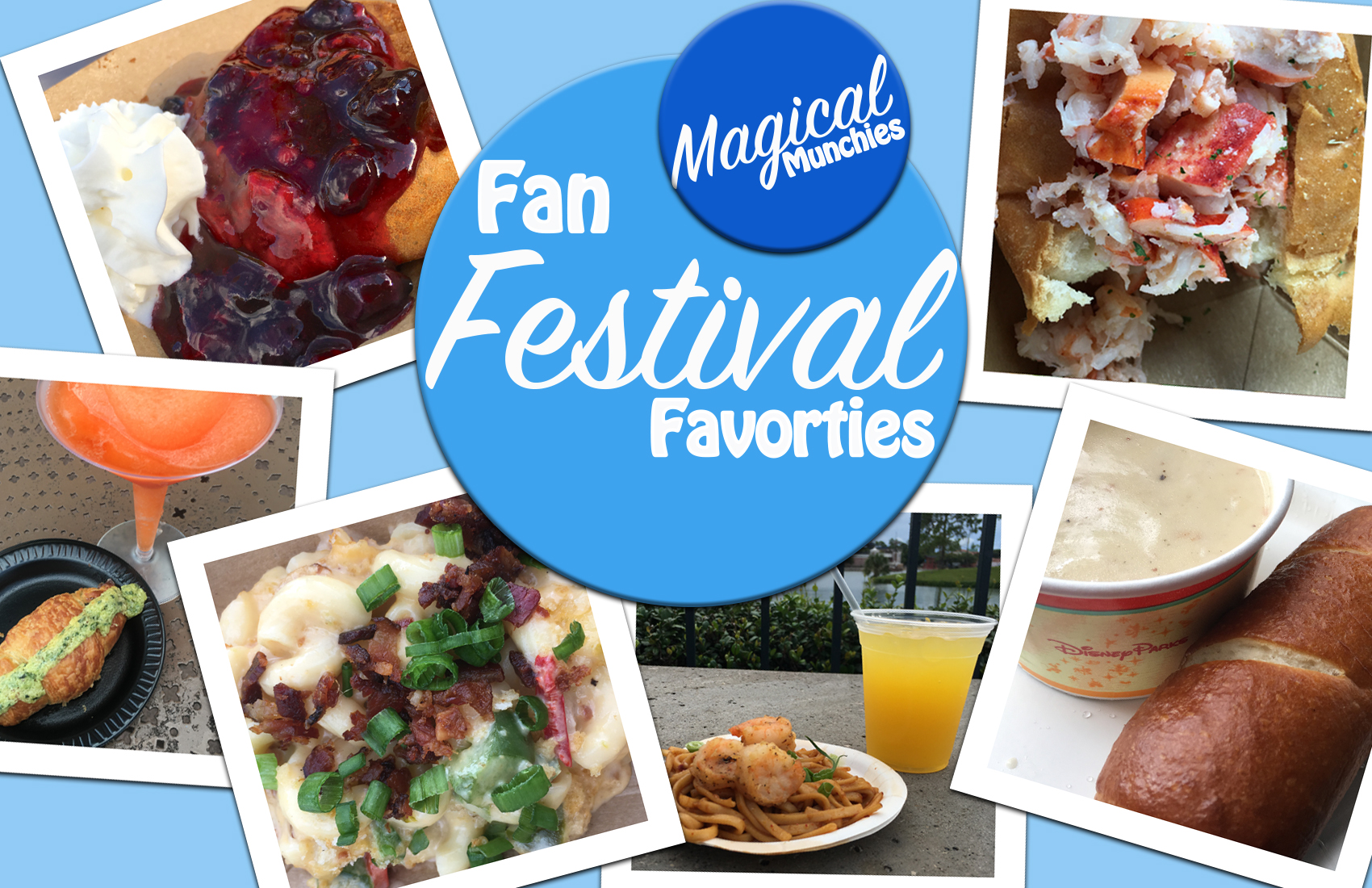 DizRadio Fan Festival Favorites Magical Munchies CONTEST!
