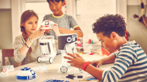 Star Wars Droid Builder Kit is one of the top toys that inspire and engage kids about STEM/STEAM